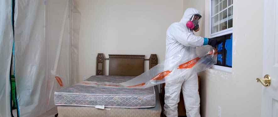 Lewisville, TX biohazard cleaning